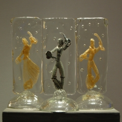 Fine and Rare Dancer Sculptures